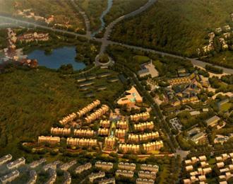 万科良渚文化村随园嘉树经历了八年的开发打造,其开发团队曾到日本,台