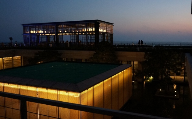 也标志着青岛涵碧楼的开业面市,青岛涵碧楼瞄准的是全球旅游市场的