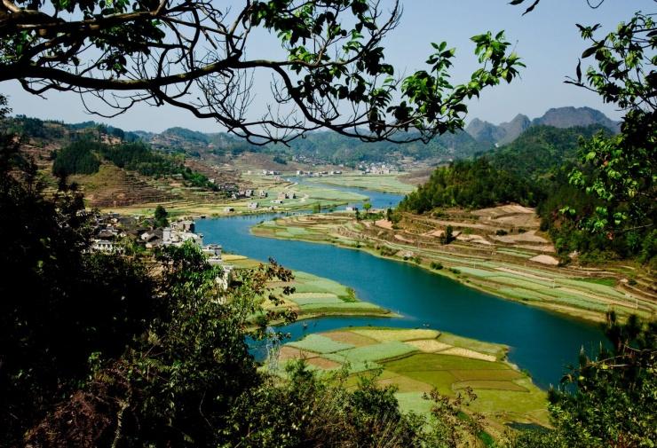 中国最美的15个县图片