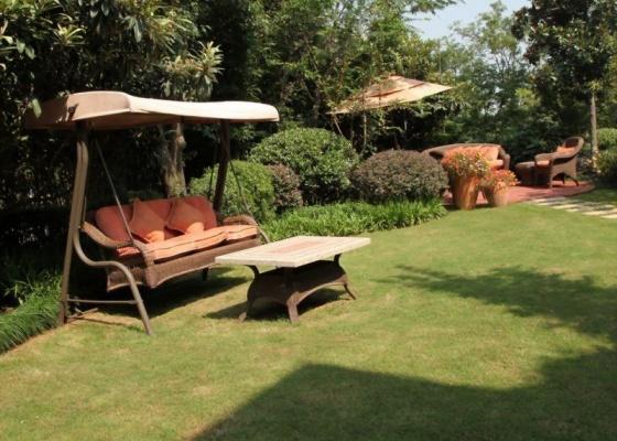 花园美式椅子图片大全