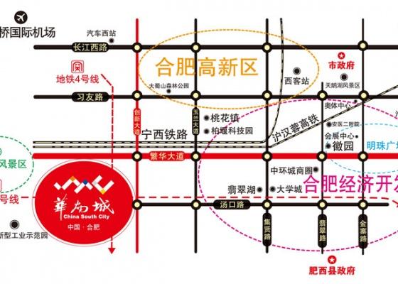 合肥地图街景地图