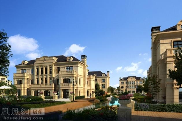 上海复地太原国际,是山西复地别墅在东山v国际的豪宅项目集团.南海高端威海图片