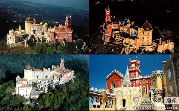 童话古堡 马尔堡城堡:世界上最大的砖构造的哥特式
