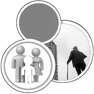 联合家庭结构图