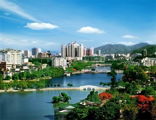广东惠州鬼城指数0.42