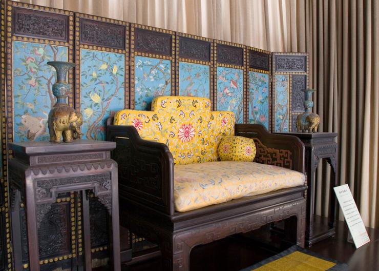 故宫的规划与建筑布局运用了五行学说的观念。阴阳五行是中国古代的一种世界观和宇宙观。男性为阳,女性为阴