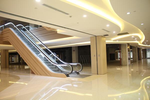 商场连廊展示设计