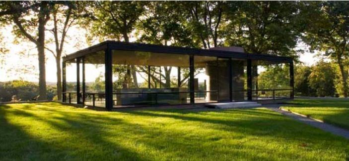 玻璃屋建筑与园林景观设计