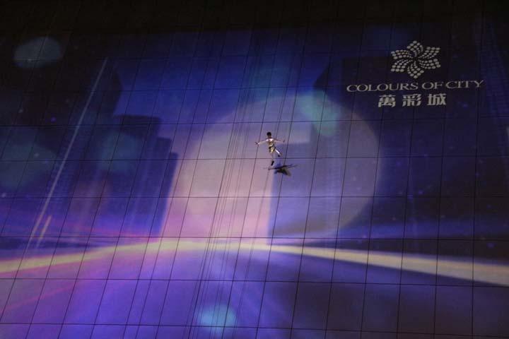 涨姿势 建楼用的空中吊车(塔吊)原来是这样升高