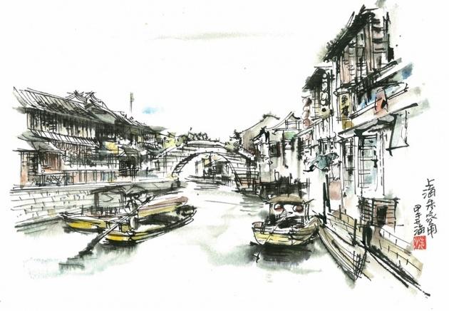 标签:                                      上海手绘建筑