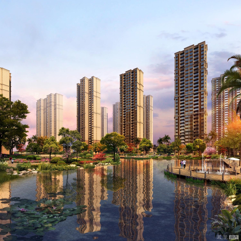南通雅居乐花园楼盘环境 - 凤凰网房产北京