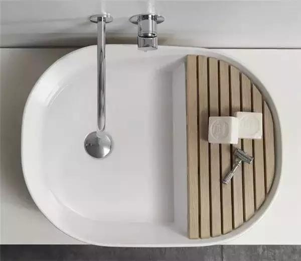 最具设计感的洗手盆