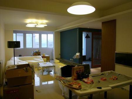 室内装修简约大气   身价爆表的黄渤,其豪宅亦被曝光,内部装饰