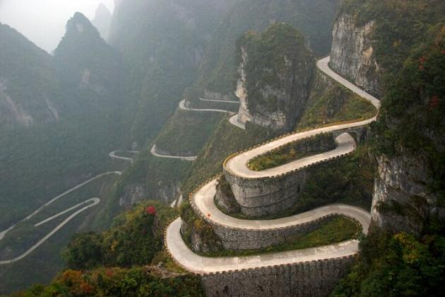 当代中国的10大奇迹工程! - li-han163 - 李 晗