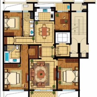 二期小高层公寓G2户型