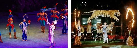 """绿地长岛特举办为期一个月的""""环球嘉年华,皇家大马戏""""系列精彩活动"""