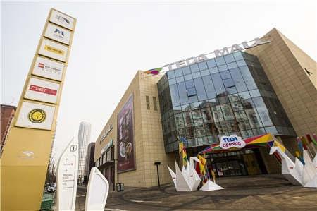天津泰达时尚购物中心11月15日暖心