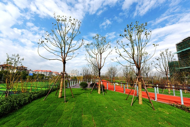 上海招商花园城所打造的公园+办公+住宅+商业街区的创新社区模式,致力于创建大宁北首座一站式优悦生活中心,为上海北居民提供一个家庭化的消费休闲之地、邻里化的文化艺术享受以及园林化的社交空间。 上海招商花园城地处大宁北轴心之地,城市发展轴线之上,紧邻万达商圈、大宁商圈、人民广场商圈,都市繁华样本之地。坐拥城市交通主要枢纽,紧邻地铁1、3号线。 作为上海市场上目前较为罕见的综合体项目,招商花园城无疑为上海人民献上了一份惊喜大礼。据悉,招商花园城75-110精装地暖公寓现正火爆认筹中,首批房源感恩再加量,错过再