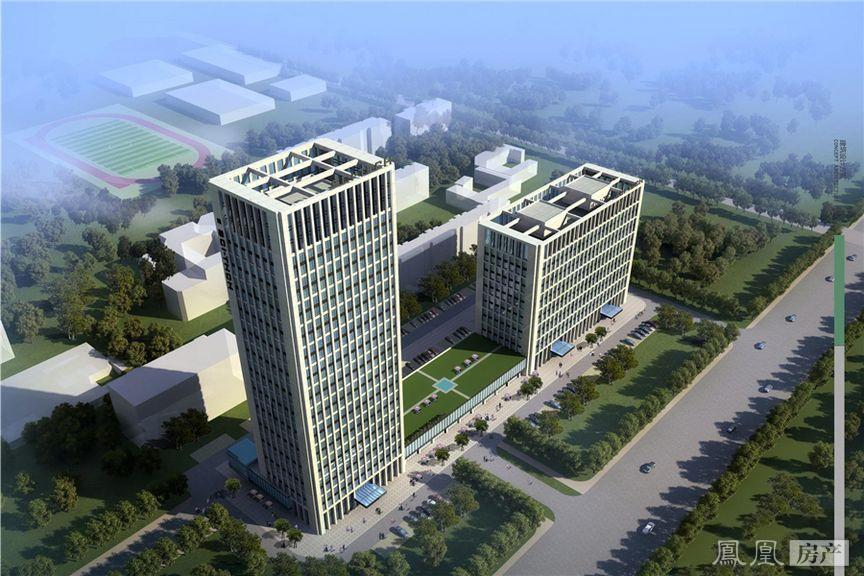 海信·创智谷楼盘环境 - 凤凰房产济南