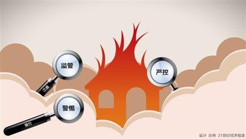楼市热度超出银行预期 研究警惕地产信贷风险
