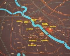 中海城市广场钻石湾规划图