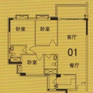 8#01户型图