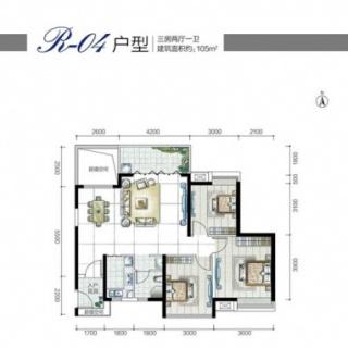 R4户型图