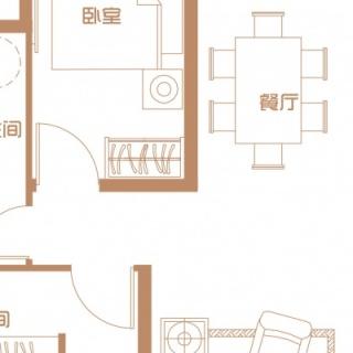 13,14号楼首层户型(一)