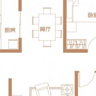 13,14号楼首层户型(二)