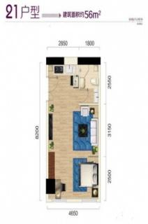 公寓21户型