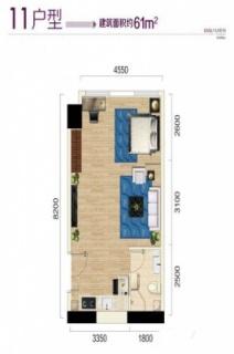 公寓11户型