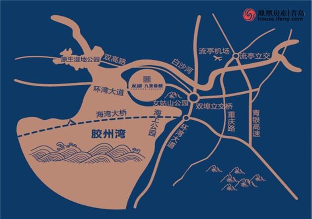 目前大批规划纷纷落地,青岛最大的医疗中心破土动工,红岛国际会展中心