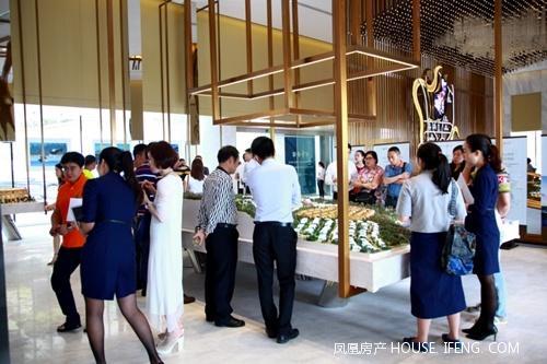 美国华侨城房产重庆国家地理开创别墅设计新牵手营销微信图片
