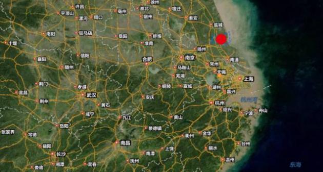 挥师苏中,中梁地产摘得江苏东台市中心优质地