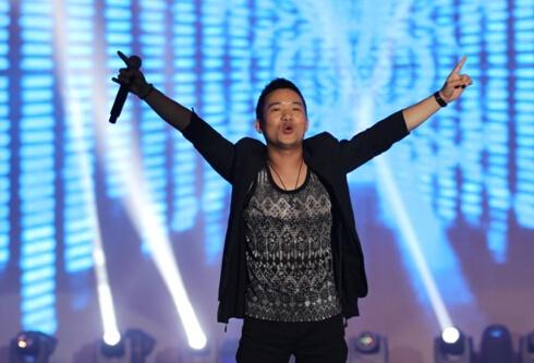 2016 中国新歌声 深圳赛区总决赛完美落幕