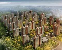 中国铁建·原香漫谷
