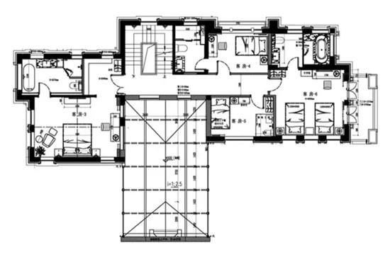 民宿设计平面布置