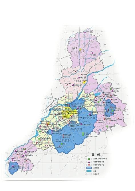济南市城市总体规划深度解读