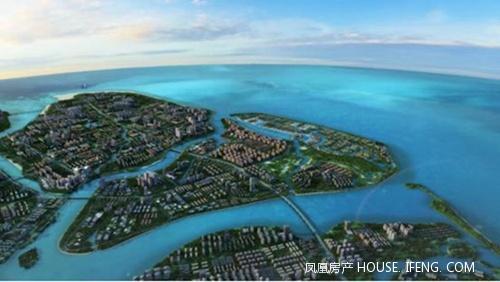 双岛,三江,六桥,一个新时代