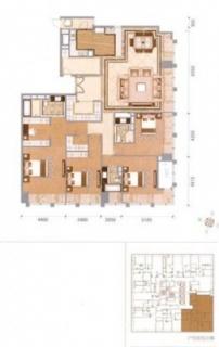 公寓标准层06户型