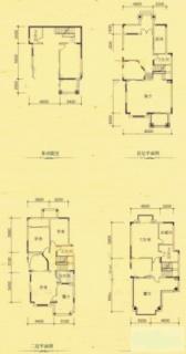 二期坡地别墅E型