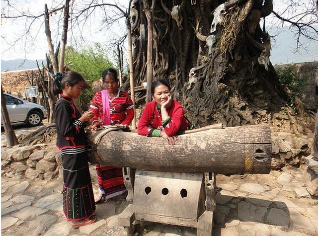 中国最原始的村庄:房子竟用茅草和竹子搭建 - 子泳 - 子泳WZ的博客