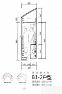 B1-B3栋02/11户型