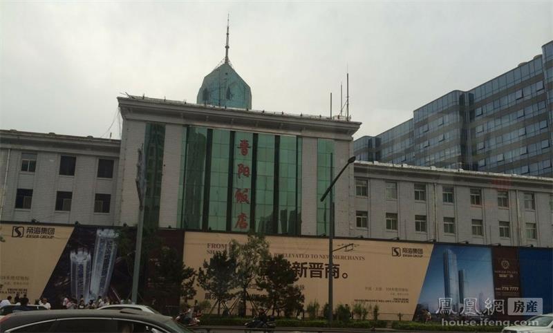 太原国海广场楼盘环境 - 凤凰网房产北京