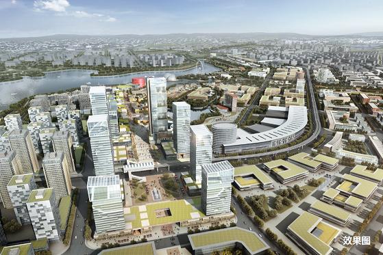 团聚式城市空间结构