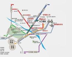 MAX天筠跨境保税中心规划图2