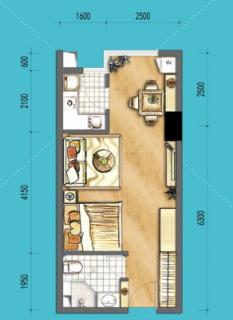 SOHO公寓C户型
