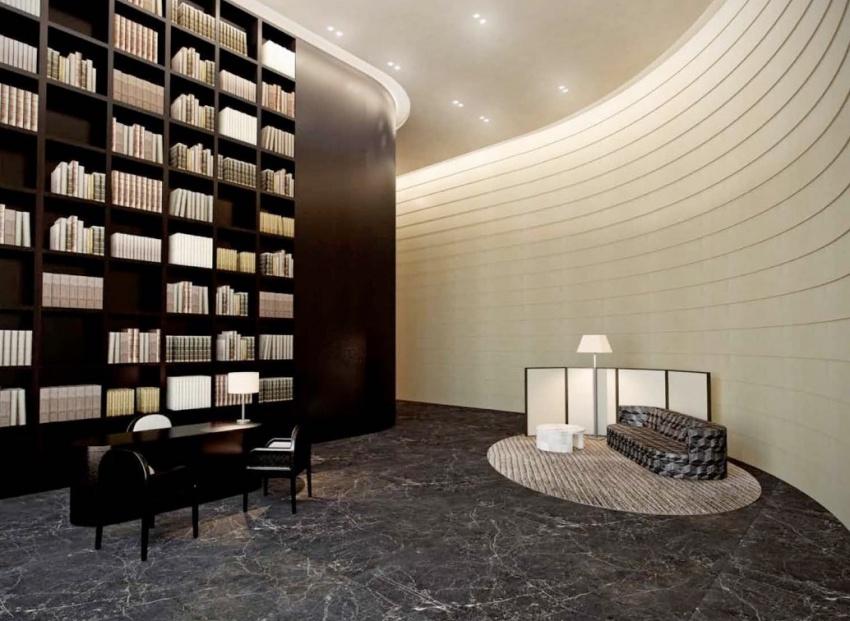 购房 公寓  四十多年来,阿玛尼的设计也从服装,香水,彩妆,逐渐扩展到