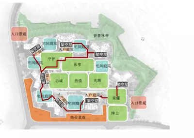 鹤山天汇规划图