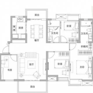 6号楼C户型